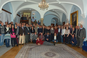 Symposium and team building of the Earth Science Institute