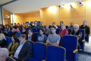 Hodnotenia sa zúčastnili aj pracovníci ÚVZ SAV a interní doktorandi.