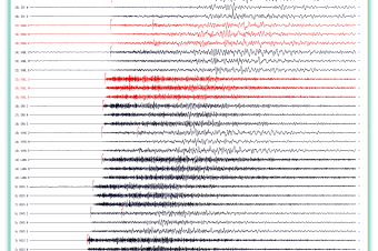 Earthquake in Romania on September 24, 2016