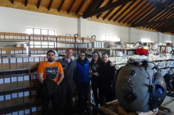 Návšteva pracovníkov ÚVZ SAV v INESC TEC Porto, Portugalsko