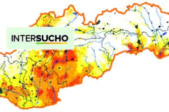 Sucho na Slovensku