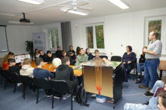 Deň otvorených dverí v Geologickom odbore ÚVZ SAV v Bratislave