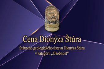 Významné ocenenia od Štátneho geologického ústavu Dionýza Štúra pre vedeckých pracovníkov Geologického odboru ÚVZ SAV v rokoch 2015–2019