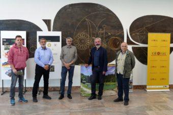 Týždeň európskych geoparkov v Slovenskej akadémii vied – Výstava Geoparky a geoturizmus na Slovensku