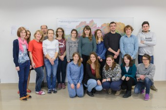 "Training in ""Analytical Methods in Geology"" for students of AGH University of Science and Technology from Krakow in the Centre of Education of Slovak Academy of Sciences in Banská Bystrica"