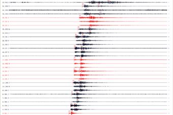Zemetrasenie na strednom Považí