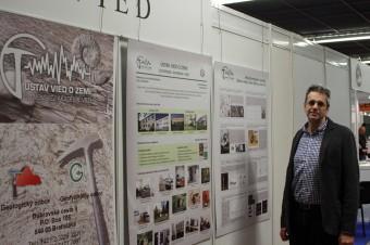 Earth Science Institute at the trade fair CONECO 2016