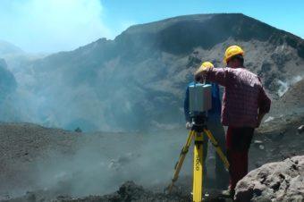 Slovak–Italian volcano–gravimetric campaign Etna 2018