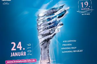 Peter Vršanský nominated for the Crystal Wing Award