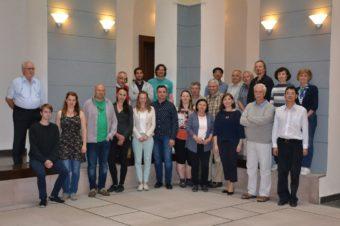 Pracovníci nášho ústavu účastníkmi jursko-kriedového workshopu v Kroměříži